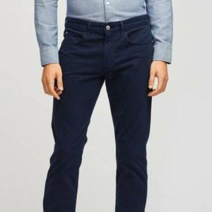Bonobos Italian Soft 5-Pocket Pants, Cascade 33x36